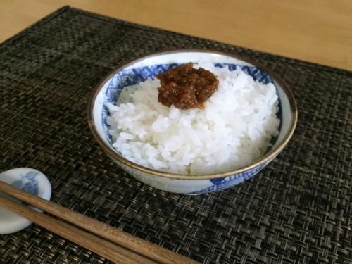 ご飯にピッタリ「麹味噌」